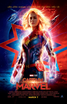 (MX4D) CAPTAIN MARVEL